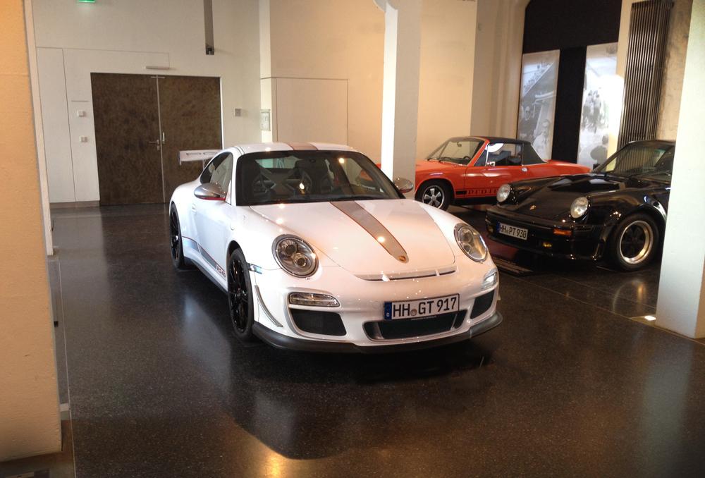 MrJWW Porsche GT3 RS 4.0