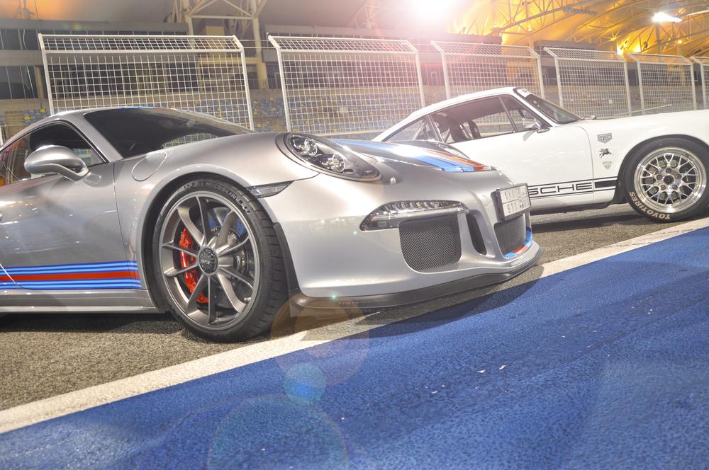 Porsche 991 GT3 Mr JWW