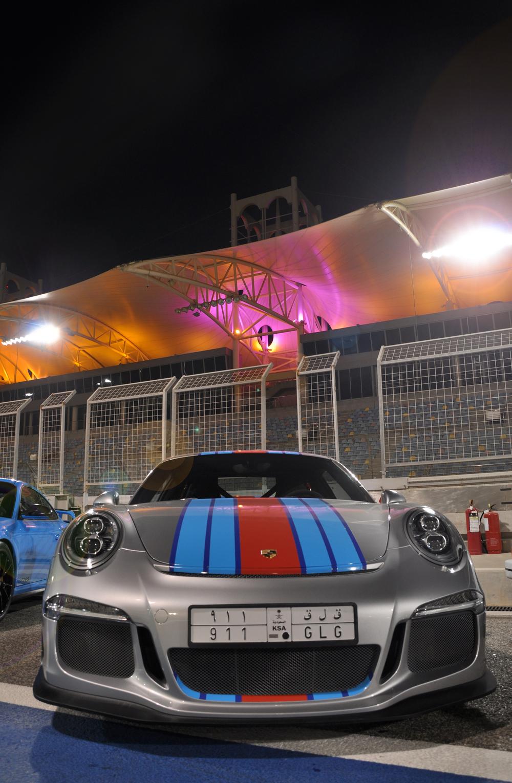 Martini Porsche GT3