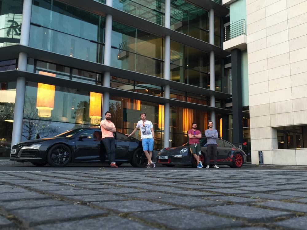 MrJWW Audi R8