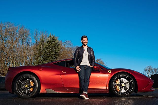 Back in the U.K. and reunited with the Speciale! The last few days have literally been under embargo and today has been a massive day for some even bigger news coming soon! Can't wait to share what's about to kick off this year! It's a big moment in my life and a big moment for the channel - stay tuned! #MrJWW #FastLife #cargram #Ferrari #458Speciale #supercar #supercars #instacar #carporn #travel #adventure #cars