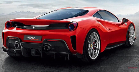 Here it is! The Ferrari 488 Pista! The driver-focused, light weight version of the 488 GTB. What do you think?  #MrJWW #Ferrari #488Pista #Ferrari #supercar