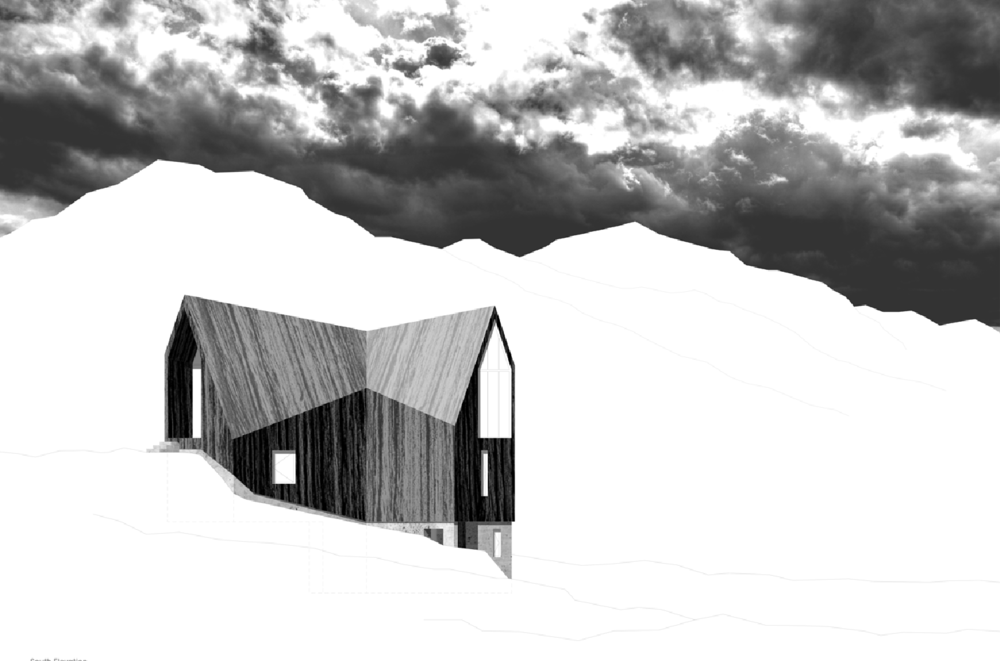 House at camusdarach sands raw architecture workshop for Raw space architects