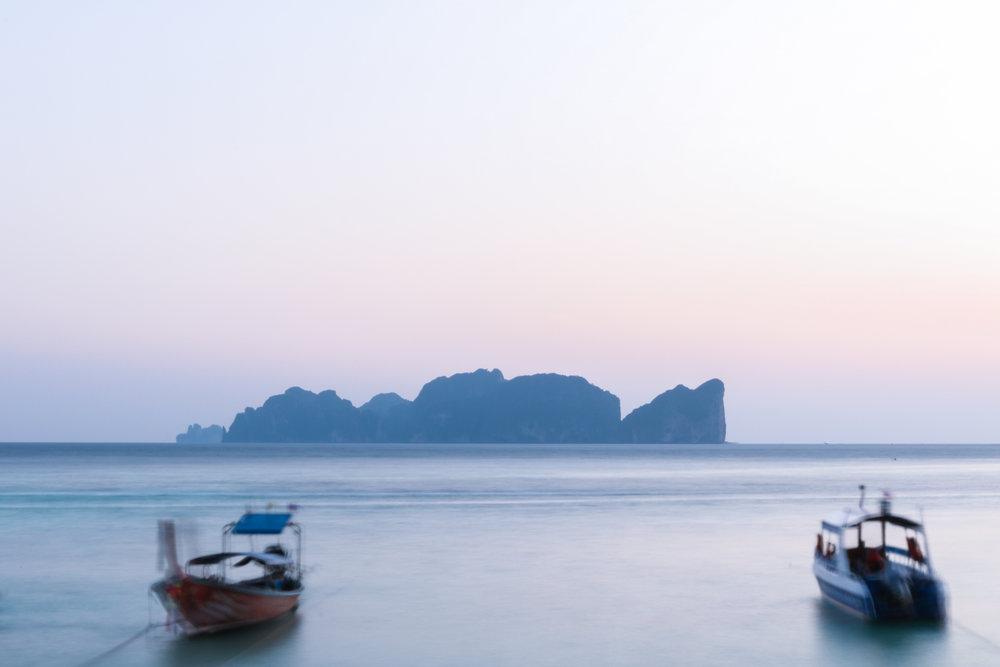 Daniel Rey,  Visions of Thailand, Phi Phi Island, 2018
