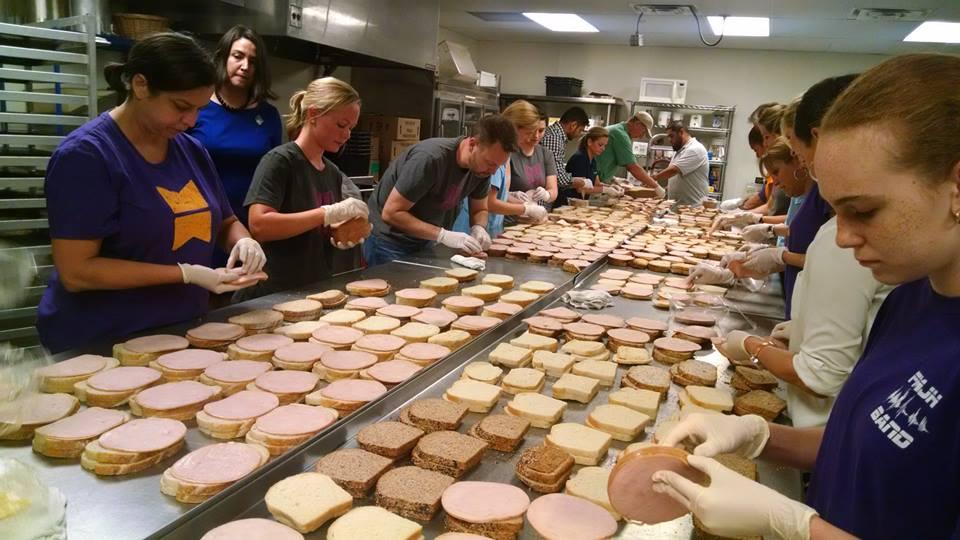 Hunger Busters Volunteers
