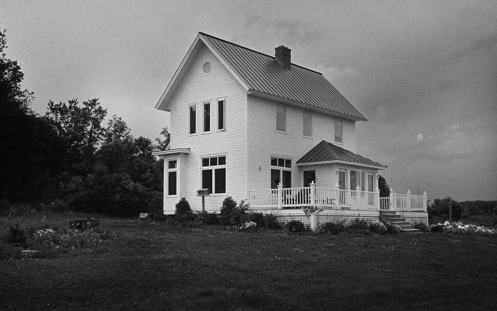 Pantuhova House