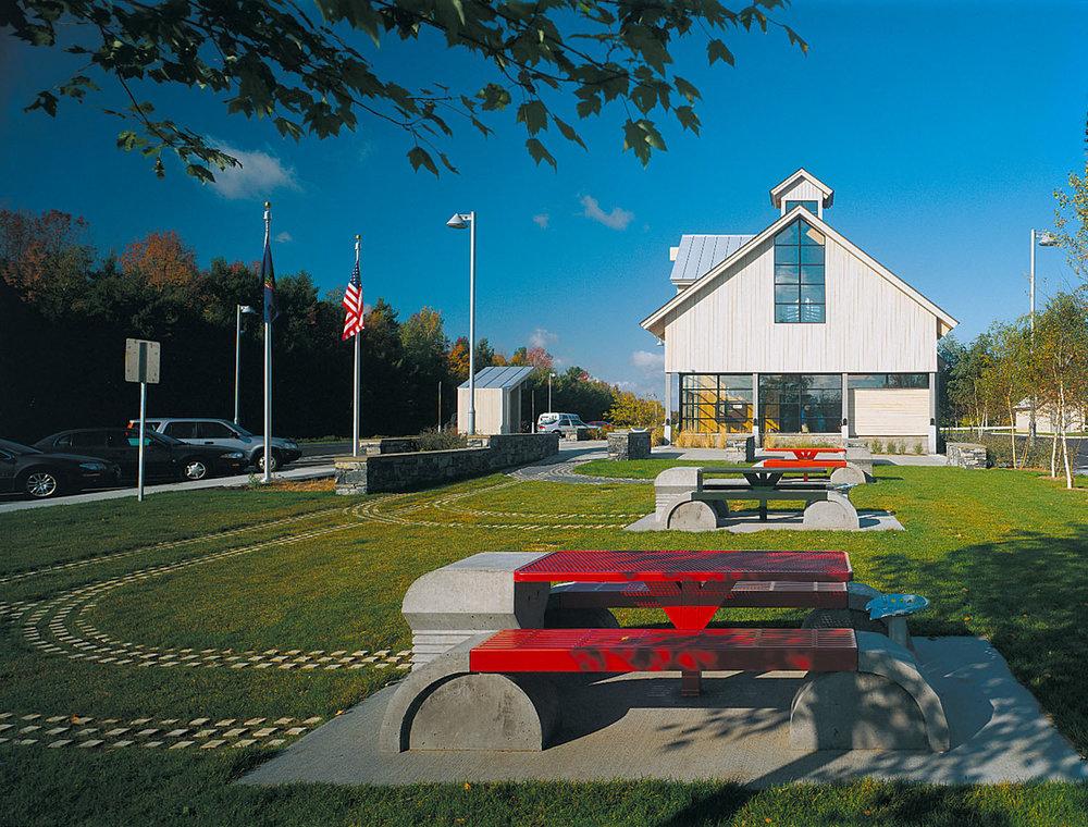 Williston Information Center