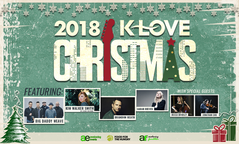Klove Christmas.Klove Christmas Tour First Moore Baptist Church
