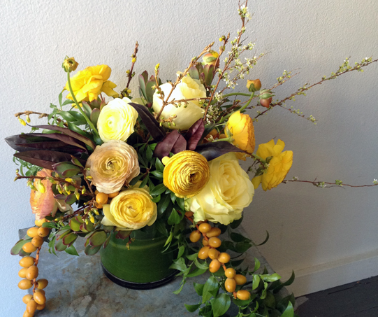 Sullivan-Owen-Floral-Yellow-Ranunculus-Philadelphia-Florist