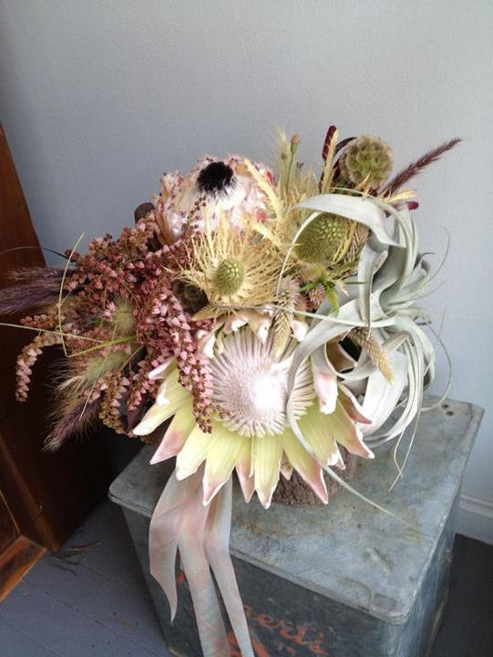Sullivan-Owen-Floral-Design-Philadelphia-Protea-Bridal-Bouquet