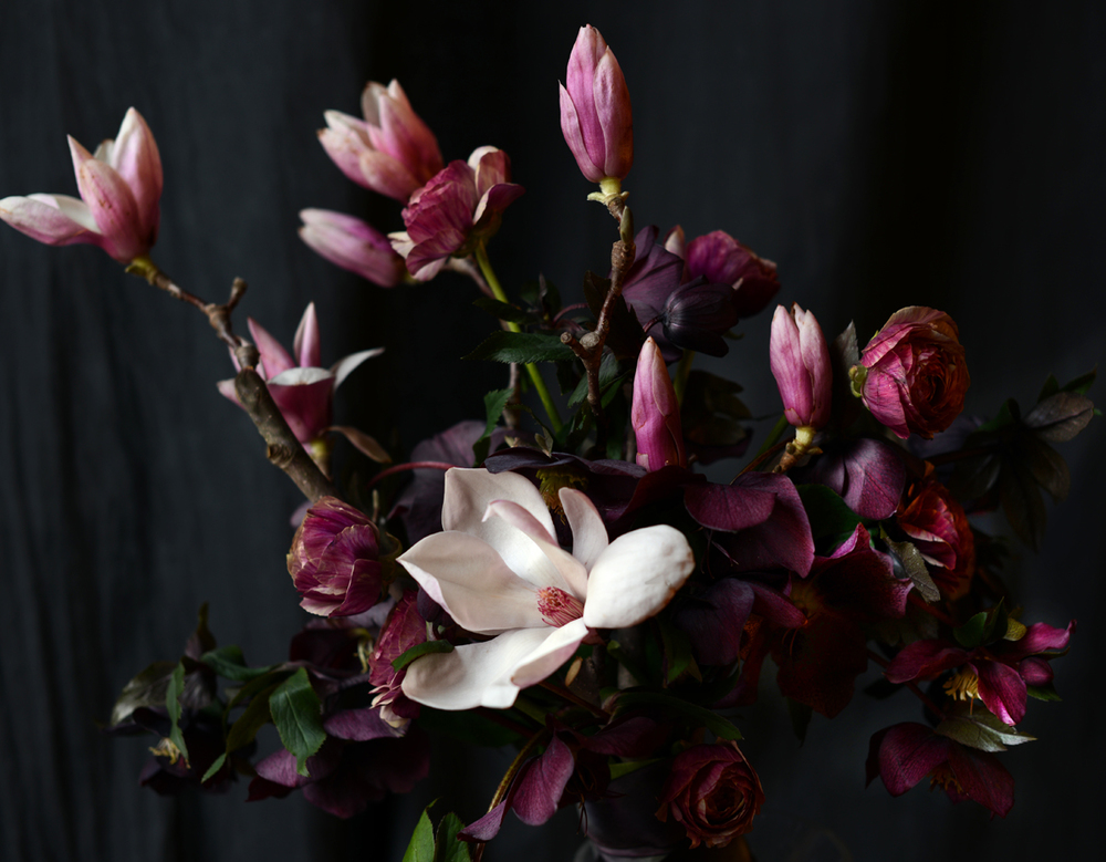 Sullivan-Owen-Magnolia-Bouquet