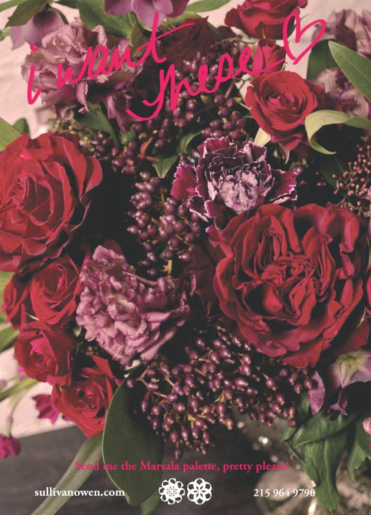 Marsala-Palette-Sullivan-Owen-Philadelphia-Florist-ValentinesDay-2015