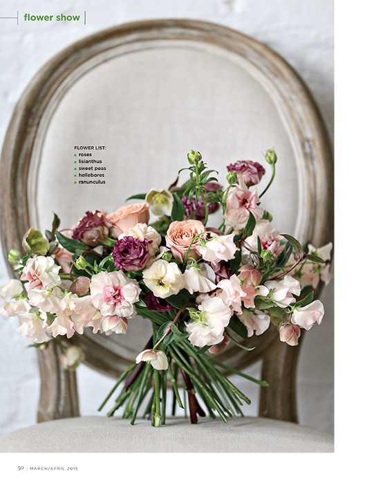 Sullivan-Owen-FlowerMagazine-April-2015-Spring-Feature-Philadelphia-Wedding-Florist-Mauve-Nude-Blush-Bouquet