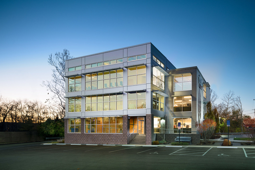 Lusk Architecture Offices