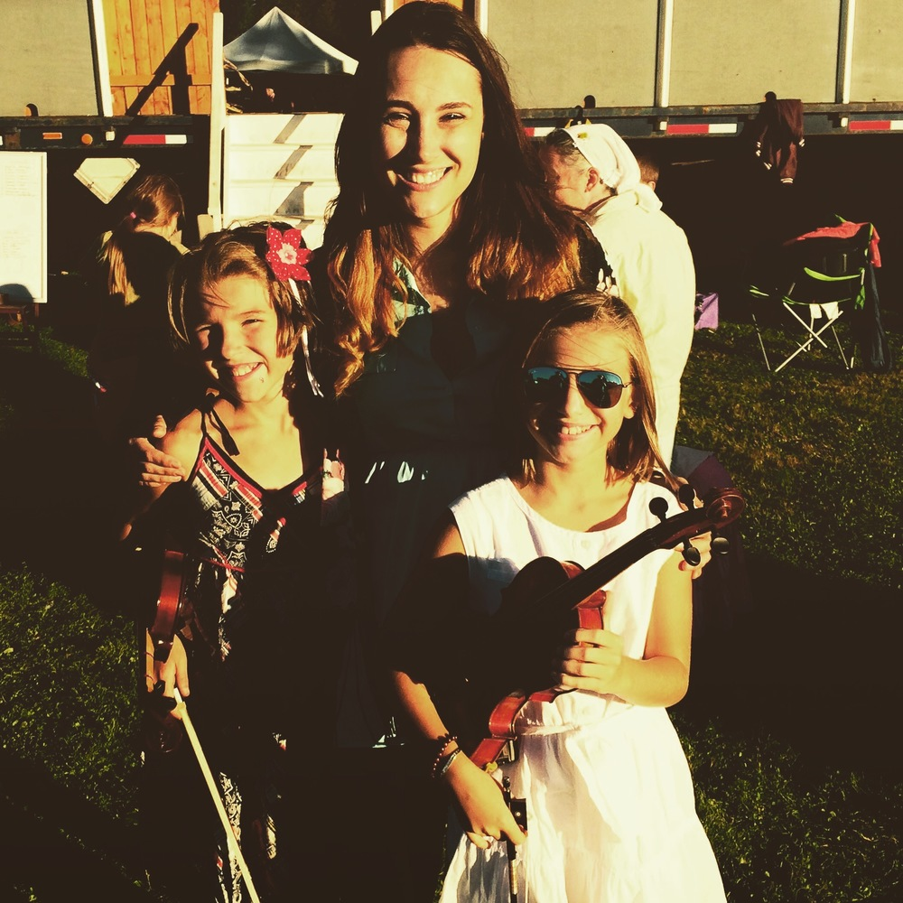 Lyons Fiddle Festival 2015