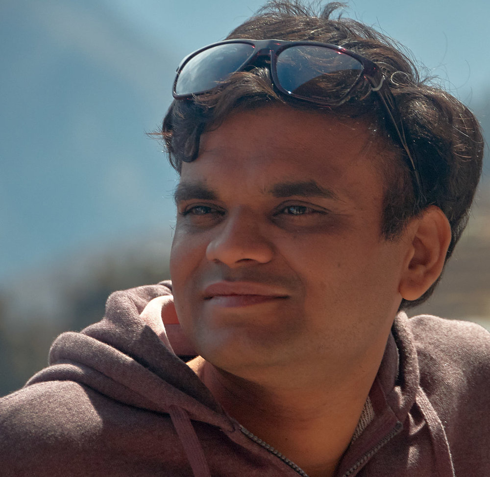 Sharath Waikar /    CEO, Founder   A leader with over 13 years of experience in the disruptive product business who believes that mindset and attitude change are keys to adoption, growth and sustainability of any technology.  He is on a life-long mission to deeply understand the areas of purpose, process, people and improvement.