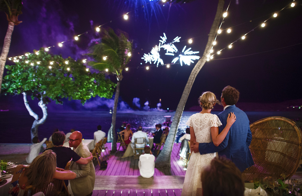 Saint Barthélemy Wedding