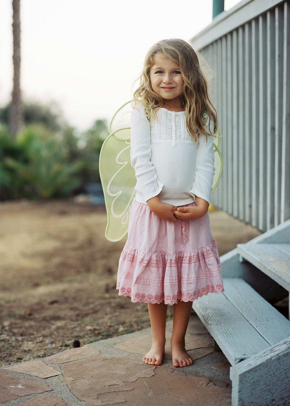 Fairy Wings | San Diego Family Photography