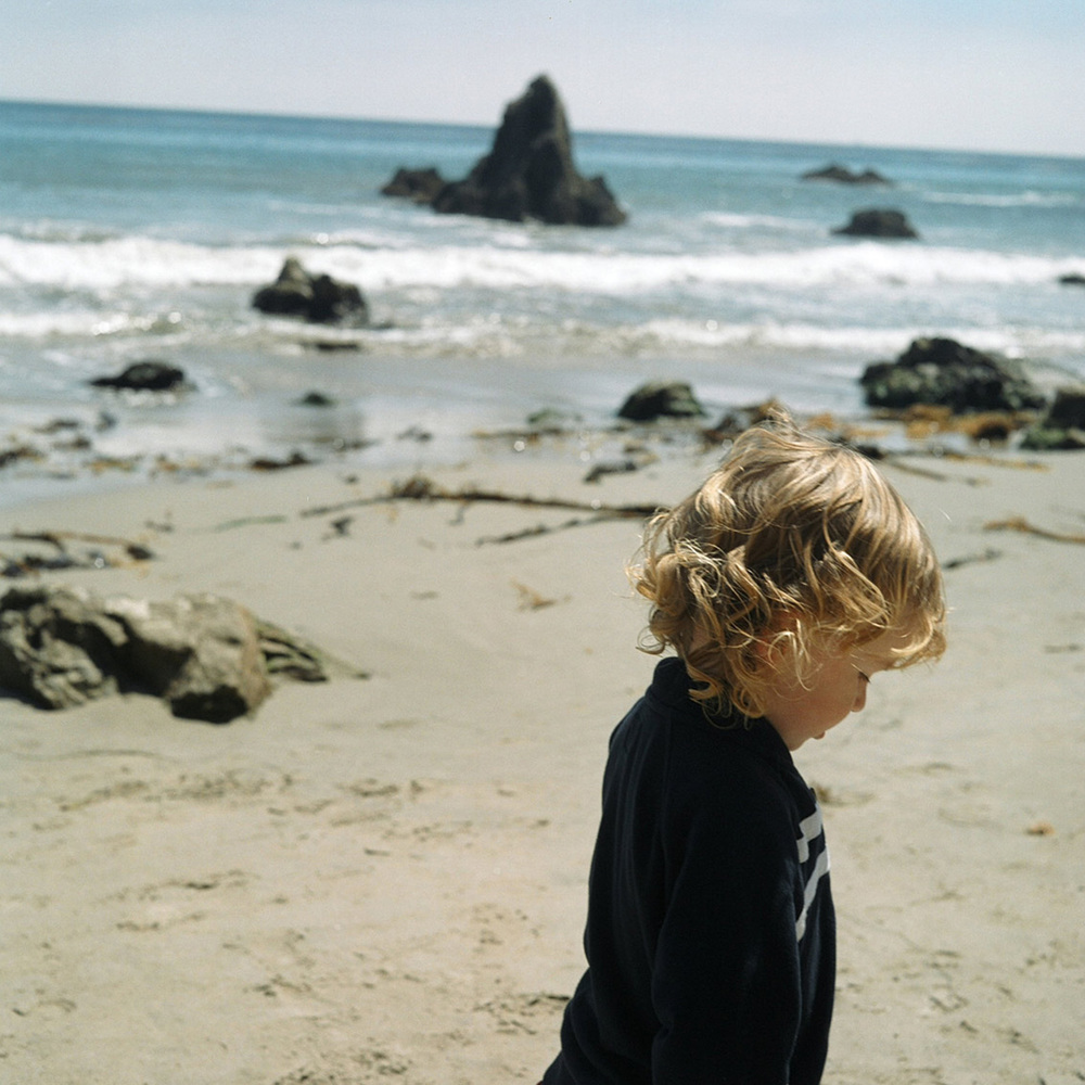 Beach Boy | San Diego Family Beach Photography