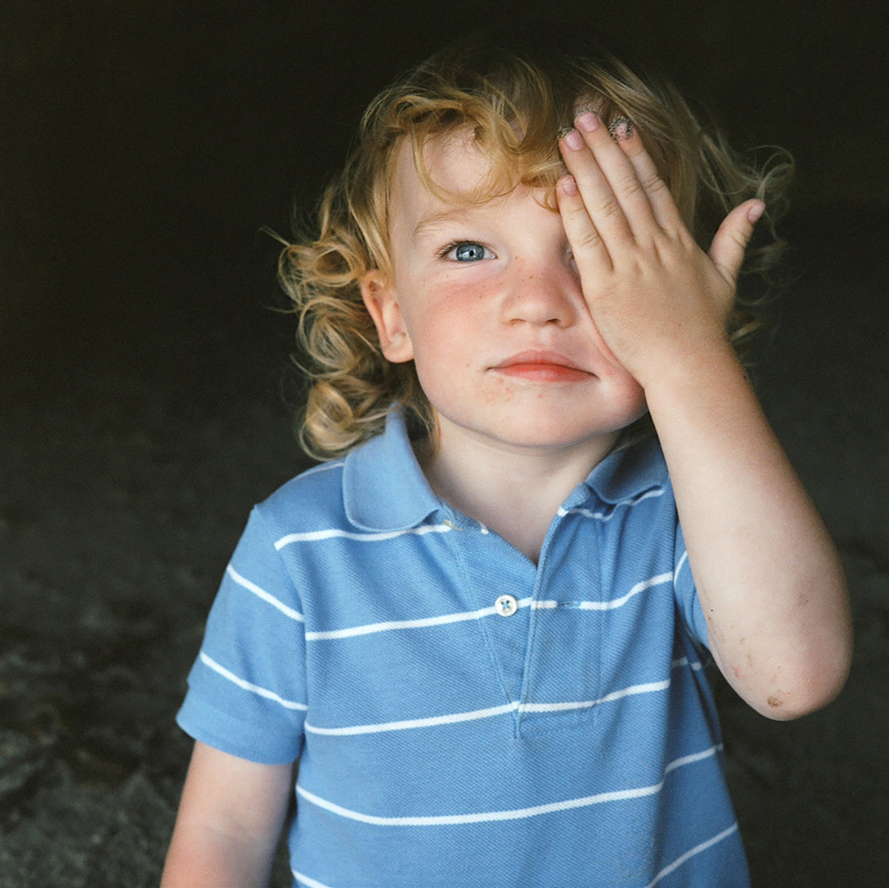 One Eye | San Diego Family Photography