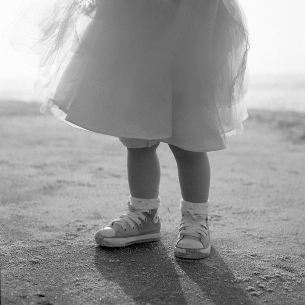 Tutus and Converse | San Diego Family Photography