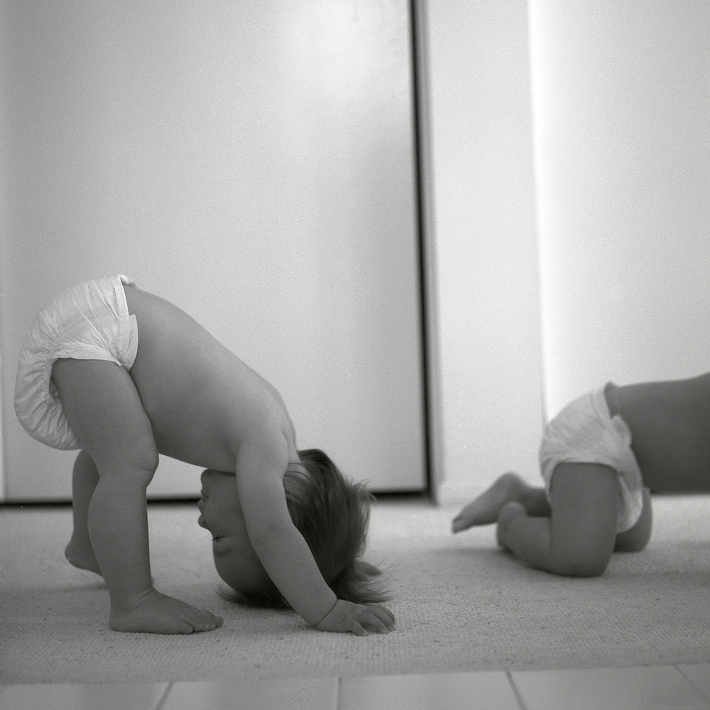 Yoga Pose | San Diego Baby Photography