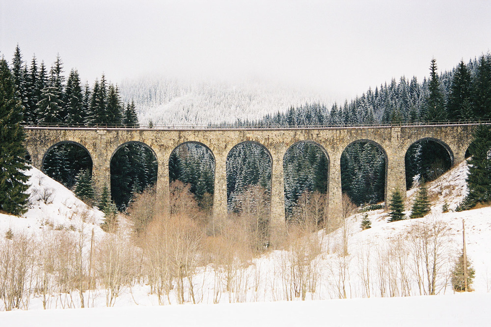 """Bridge to High Tatras"""