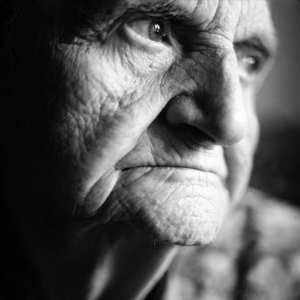 Lost In Thought, Portrait Photography of Woman