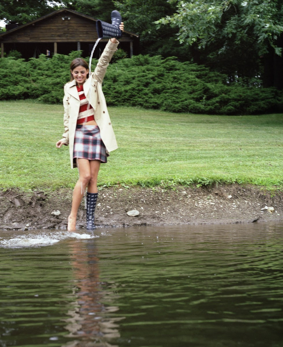 Girl by a Pond - San Diego Fashion Photography