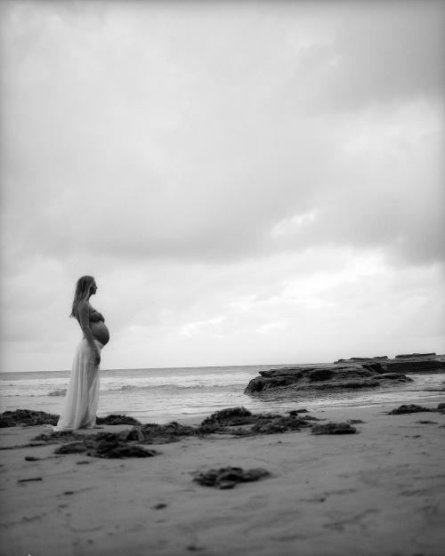San Diego Maternity Beach Photography