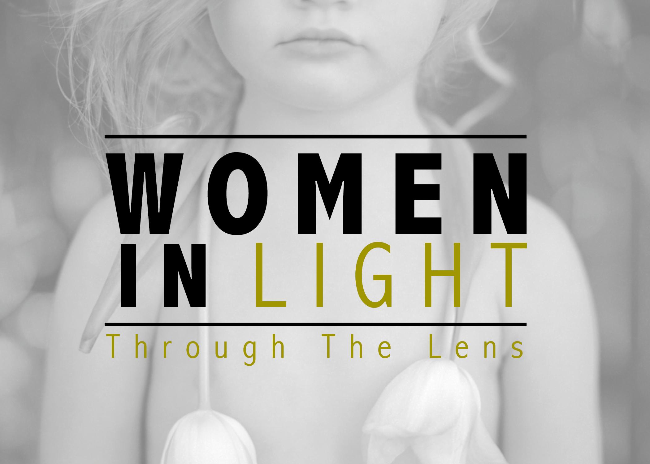 San Diego Fine Art Photography | San Diego Women In Light Through The Lens