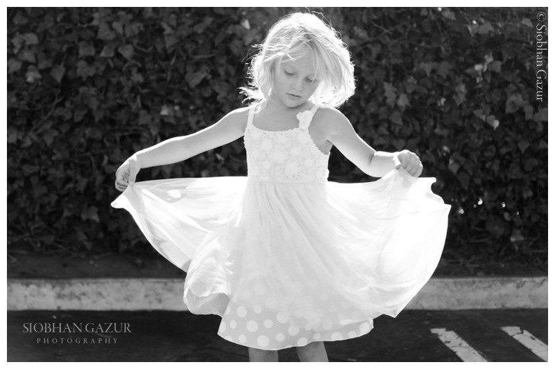 San Diego Kids Photography | Twirling