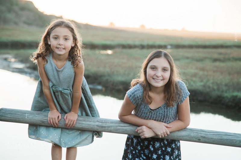 San Diego Family Portraits | Sisters