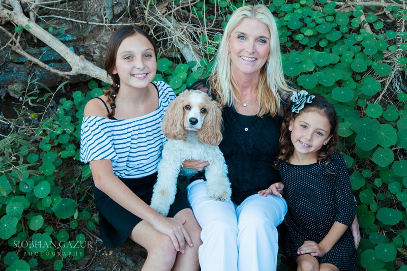 Solana Beach Family Portraits | Girls