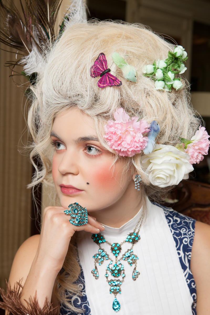 Model: Abby Gervais   |    Designer: Megan Sheffield | Fashion Photography