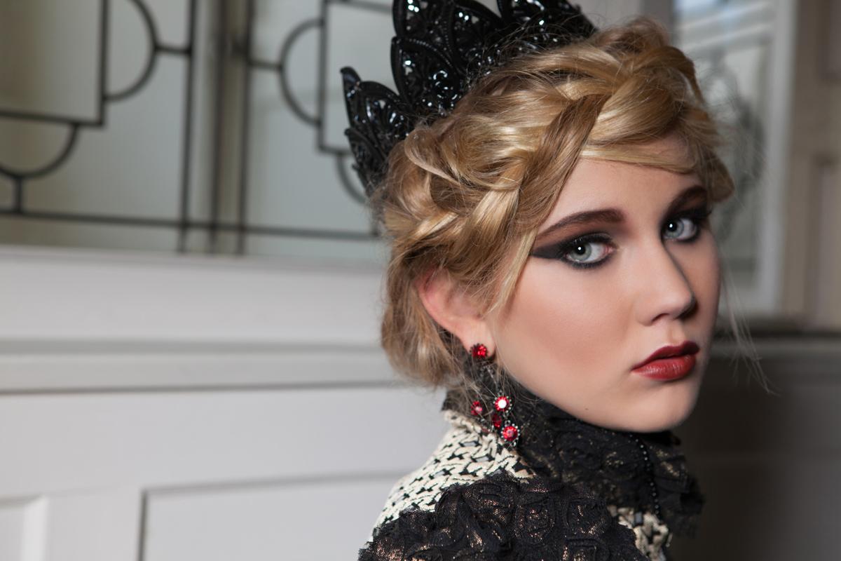 Glorietta Bay Hotel - Beautiful Model | San Diego Fashion Photography