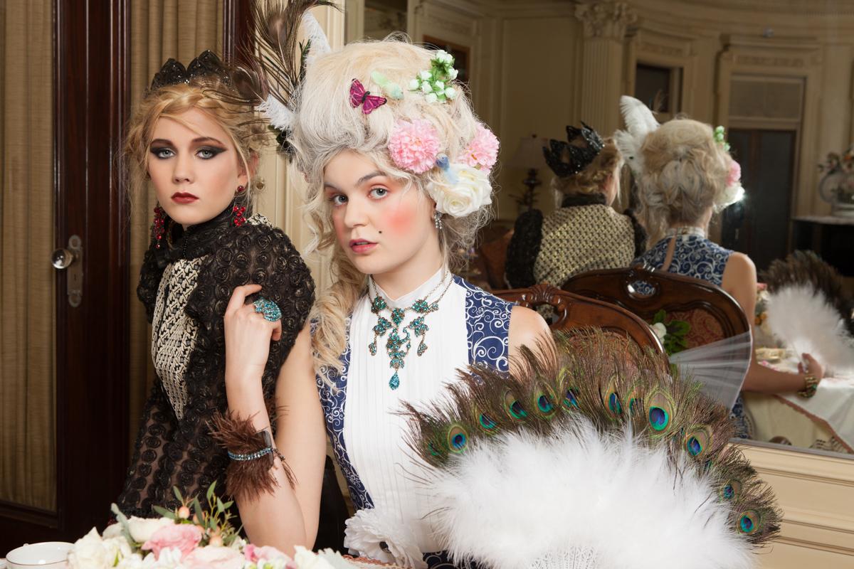 Glorietta Bay Inn Hotel - Models | San Diego Fashion Photography