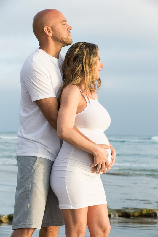 Outdoor Maternity Pictures San Diego Photography
