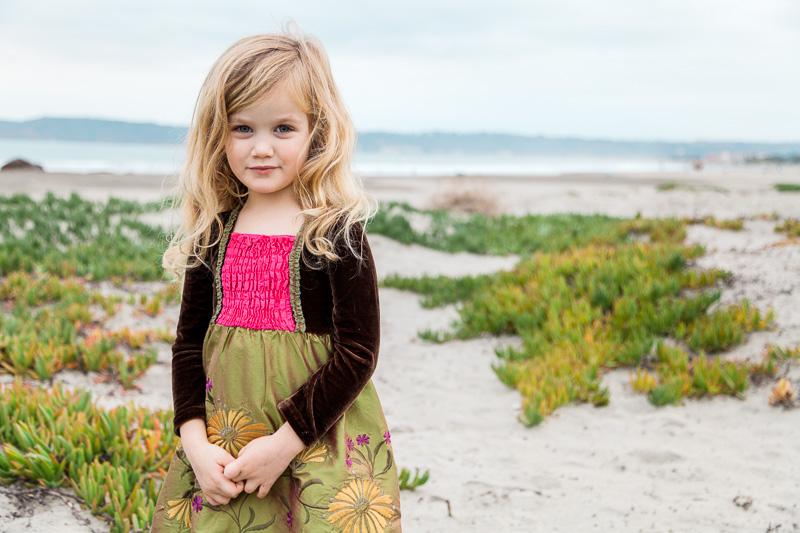 Coronado Children Photography - San Diego Beach Photographer