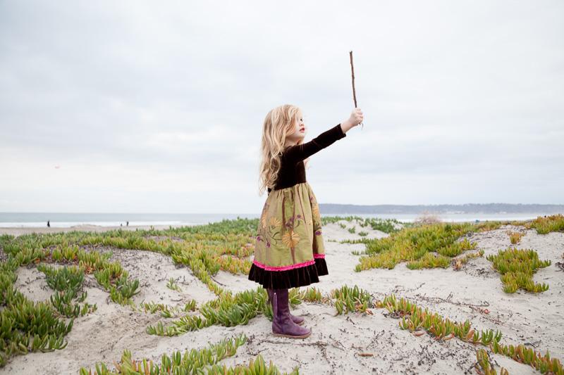 Hotel Dell Coronado Family Photography - San Diego Beach Children Photographer