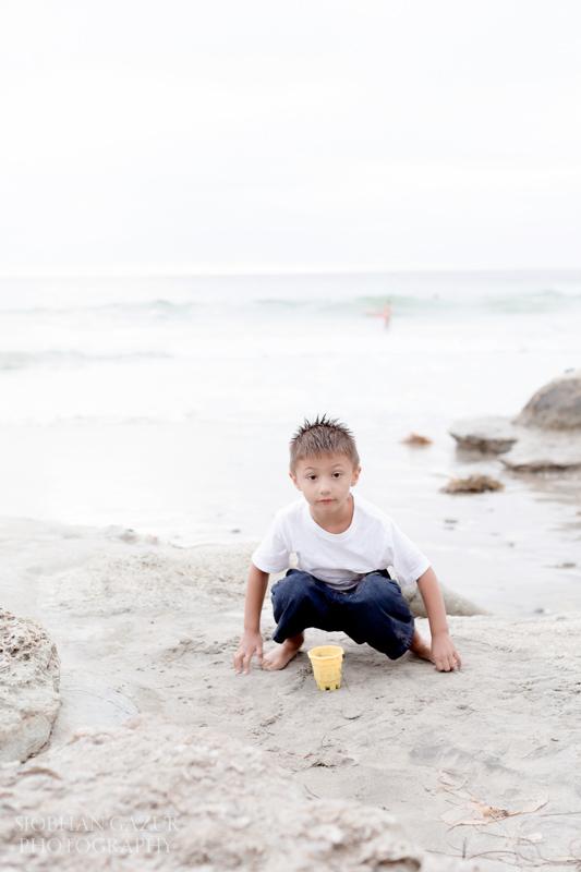 San Diego Family Portraits, La Jolla and Solana Beach Photo Session | Children