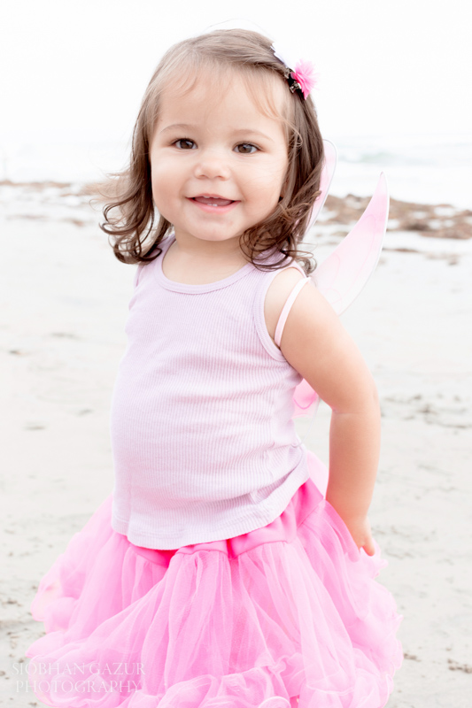 San Diego Children Photography.Session Styling - Tutu with Wings - Tank Top by Peek