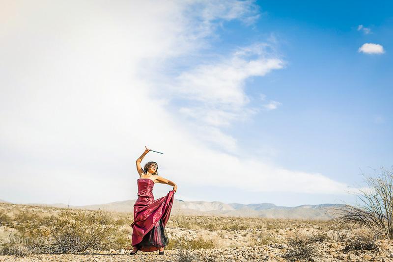 Portrait of Woman: Dreamer, Musician, Dancer, Artist | San Diego Fashion Photographer