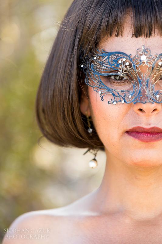 San Diego Fashion Photographer Portraits of a Woman - California Desert