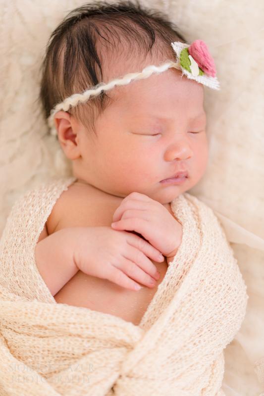 San Diego Newborn Photography | Siobhan Gazur
