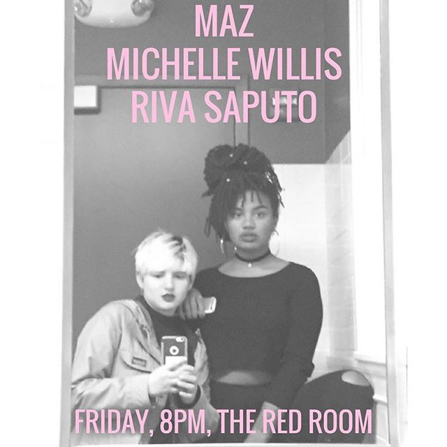 Opening for @mazsings (of Snarky Puppy) and @boutwillismusic this Friday at 8pm at The Red Room! Don't miss out!