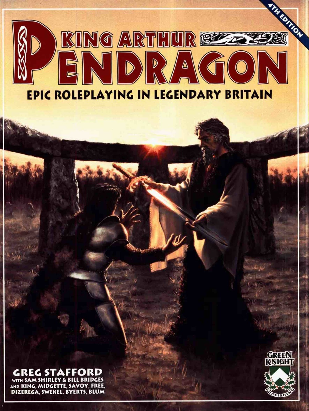 KAP Pendragon 4th Epic Roleplaying in Legendary Britain.jpg
