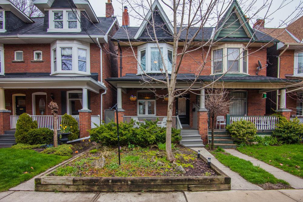 143 Pape Avenue, Toronto - Sold