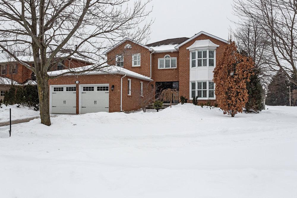 529 Chillingham Crescent, Oakville - Sold