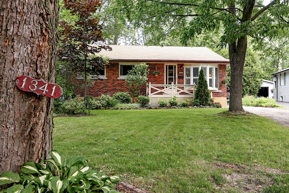 1341 Avon Crescent, Oakville - Sold